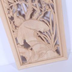 东阳厂家实木木雕背景墙中式仿古门窗雕花隔断花格花板定制批发