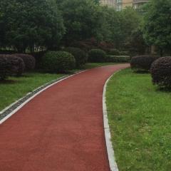 供应衢江治理工程透水沥青混凝土 彩色排水性沥青路面