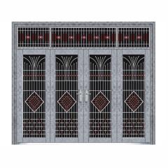 加工塑料玻璃门窗 定制铝合金门窗 定制不锈钢门 不锈钢窗