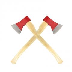 厂家救援装备消防器材新款多功能户外伐木斧头 消防斧