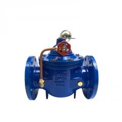 F745X遥控浮球阀F745X活塞式遥控浮球 水利控制阀