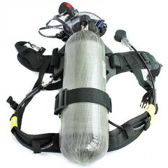 厂家直销6.8L正压式呼吸器 3C自给开路式 消防空气呼吸器