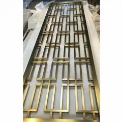 厂家直销铝建筑材料 Cnc切割雕刻铝单板 冲孔雕花铝墙板铝天花板