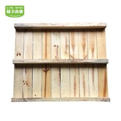 实木托盘松木质货架叉车铲板地台两面进叉卡板物流运输加厚木栈板