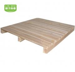 宁波象山镇海北仑鄞州区定做实木托盘木质卡板仓库铲板叉车货架板
