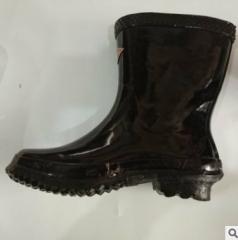 正品恒聚20KV高压绝缘靴 防高压橡胶劳保鞋 足部电工作业安全鞋