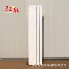 厂家直销 定制各类暖气片 家用铜铝复合散热器75*75 1800mm