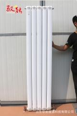 铜铝1800mm散热器 家用复合壁挂式暖气片 定制注水复合暖气片