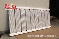 加工定制双面T散热器 家用铝合金暖气片 壁挂式喷塑暖气串片