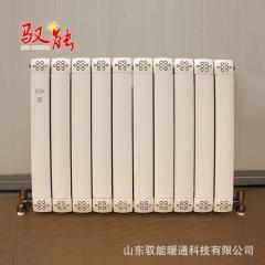 厂家直销家用复合暖气片 家用取暖加热器 80*80铜铝复合暖气片