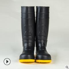 莱尔SC-11-99 化工靴 防化靴 耐酸碱雨靴 劳保靴 防疫靴