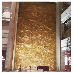 厂家直销 铜工艺品家居 支持定制铜摆台/铜制幕墙规格款式多样
