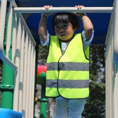 反光背心儿童活动马甲对抗服安全背心校服活动服多色可印字安全服