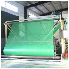 防尘盖土网厂家现货 工地2.5针遮阳防尘网 2针防风抑尘盖土绿网