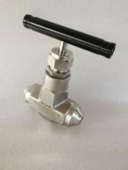 美国进口高品质锻件针型阀/一体式高温高压针阀 SSNF-MTB14-9-G