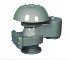 铸钢不锈钢法里纳全天候防火呼吸阀QZF-89 25