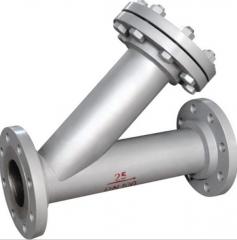 丝扣Y型过滤 高压过滤器碳钢不锈钢304/316材质