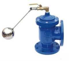 球墨铸铁液压水位控制阀DN50