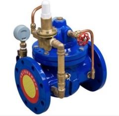 球墨铸铁水力控制可调式减压阀200XDN40