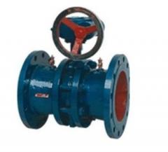 专业生产 蝶式流量平衡阀KPF-16 DN50