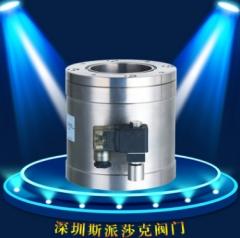不锈钢真空电磁压差充气阀 DYC-Q40 65 80 真空压差阀