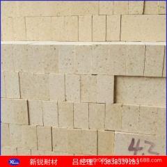 二级高铝耐火砖 70%含量二级高铝标砖 耐火砖厂家新锐耐材