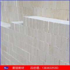 厂家直销 工业窑炉用高温耐磨含量高抗渣性强耐火砖 一级高铝砖