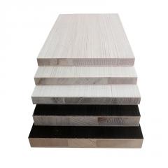 木工板实木衣柜黑色生态板 免漆板板材定制定做尺寸柜门 装饰板材