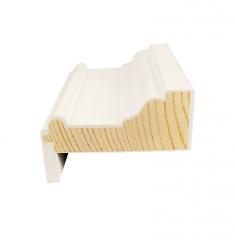 实木线条门套定制装饰木线条窗套收边线门框白色包边原木边框线条