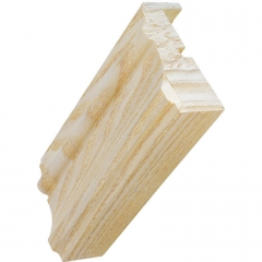 厂家直销 实木复合门套线 欧式创意木质门套线 家装装饰线定制