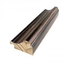 威皇厂家直销相框线条画框实木框木条松木材料油画框木线条定制