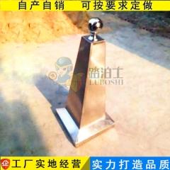 厂家直销 不锈钢路锥 防晒防水路锥经久耐用警示锥交通锥大量现货