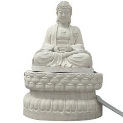 厂家生产定制佛像 地藏 观音弥勒 释迦摩尼坐像玻璃钢人物雕塑