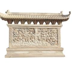 曲阳厂家直销别墅内外墙石雕欧式建筑雕刻家居装饰 可加工定制