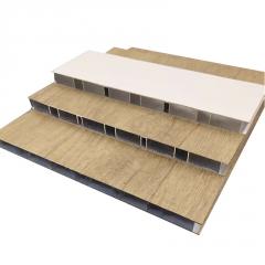 全铝快装整板型材 铝合金整板环保型材 大板全铝家具铝材厂家直销