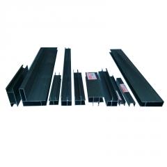 瓷砖橱柜型材直销 瓷砖橱柜铝合金批发 佛山全铝家具配件型材厂家