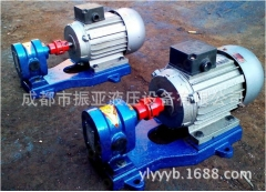 厂家生产LB1.8-40系列齿轮泵,四川定做LB系列冷冻机齿轮油泵