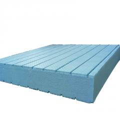 合肥60厚挤塑聚苯板 外墙隔热防火挤塑保温板 b2级蓝色xps挤塑板
