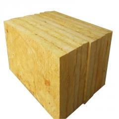 岩棉板保温材料板防火板 高密度岩棉复合板140kg 100mm防火岩棉