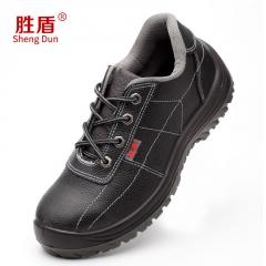新款低帮劳保鞋 夏季透气工作工地达标防砸防刺穿耐磨劳保鞋