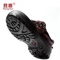 劳保鞋 防砸电工6KV厂家直销低帮牛皮男式安全鞋 绝缘足部防护鞋