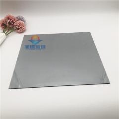 3厘欧洲灰玻璃 3mm欧洲灰面板玻璃 透光率67%欧洲灰钢化玻璃