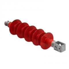 FS-20/10户外高压绝缘子 FS-35/6复合氧化锌橫担绝缘子35KV