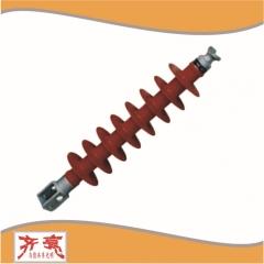 电力绝缘子35kv复合横担FS3-35/5高压硅橡胶绝缘子合成绝缘子