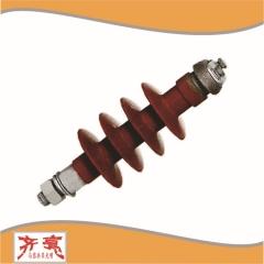 复合10kv针式绝缘子FPS-105/5高压线路绝缘子硅胶外套