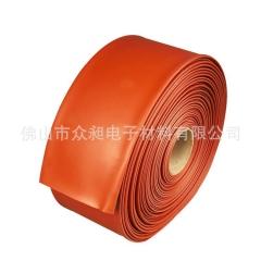 众昶厂家供应热收缩连续母排保护套管热缩母排套管耐高压热缩管