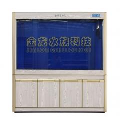 厂家生产直销大型水族箱生态鱼缸 可现场设计制作加工