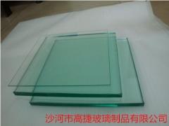 厂家直销5-12mm可钢化镜子玻璃价格优惠