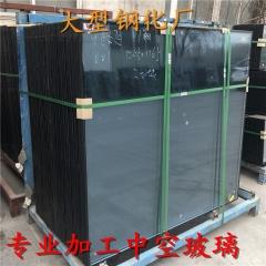 厂家生产直销优质 5+12a+5 low-e钢化中空节能环保玻璃