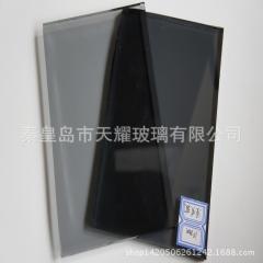 工厂批发优质5mm 3300*2140mm欧洲灰玻 有色浮法玻璃
